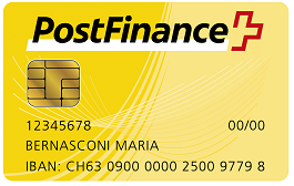 paiement par post finance