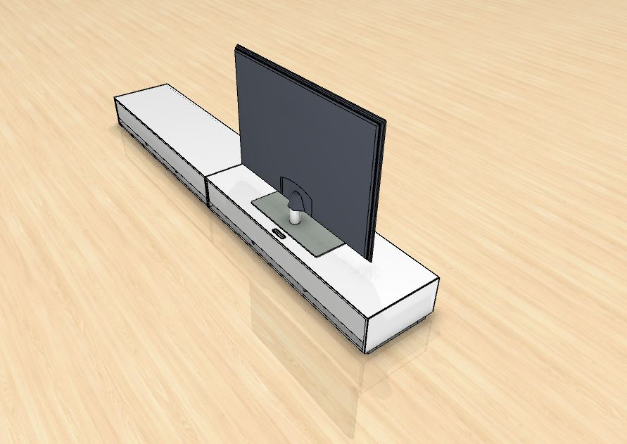 meuble tv sonorous