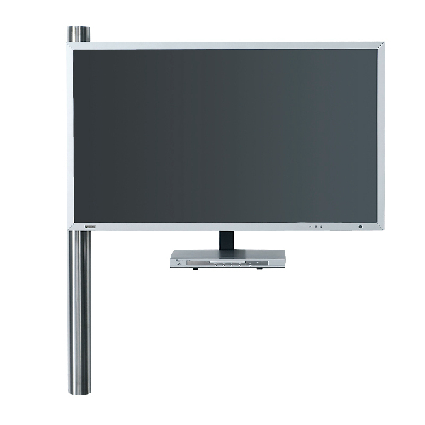 tv halter solution art 123 wissmann raumobjekte wissmann raumobjekte tv halter solutions. Black Bedroom Furniture Sets. Home Design Ideas