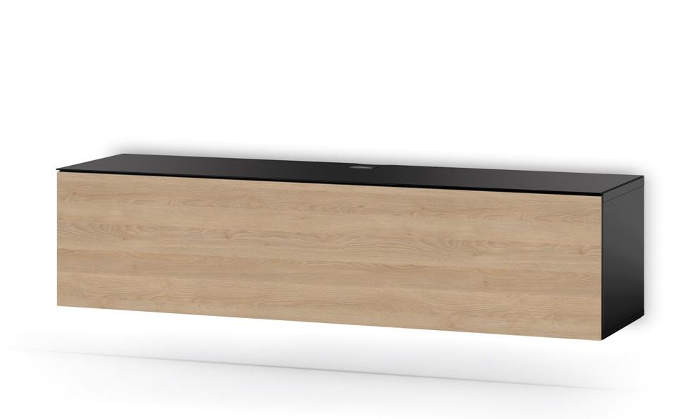 tv wandm bel sonorous studio sta160 wl b 165 cm. Black Bedroom Furniture Sets. Home Design Ideas