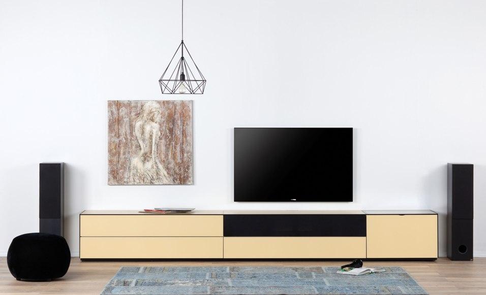 TV Möbel Sonorous Elements Wohnkombination LC29 Mit Hifi