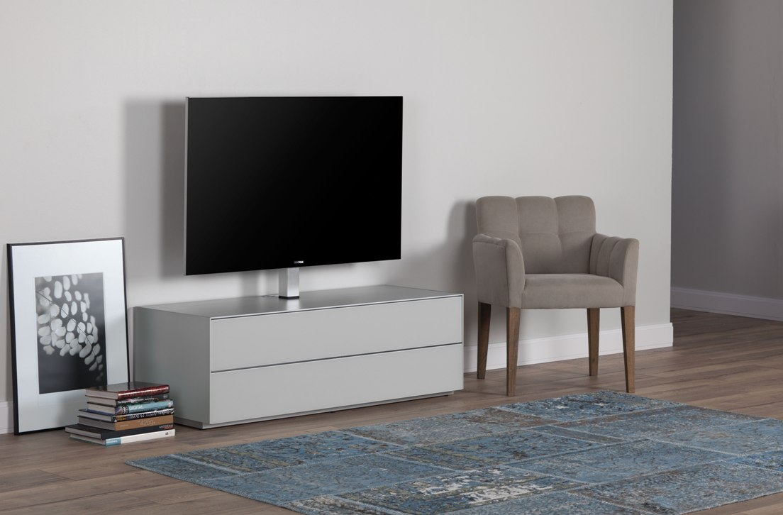 sonorous elements design tv m bel lowboard ex11 fd wht wht 2 a mit halterung tv limitierte. Black Bedroom Furniture Sets. Home Design Ideas