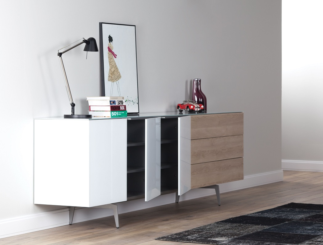 buffet modulaire personnalisable sonorous elements sb k1 b. Black Bedroom Furniture Sets. Home Design Ideas
