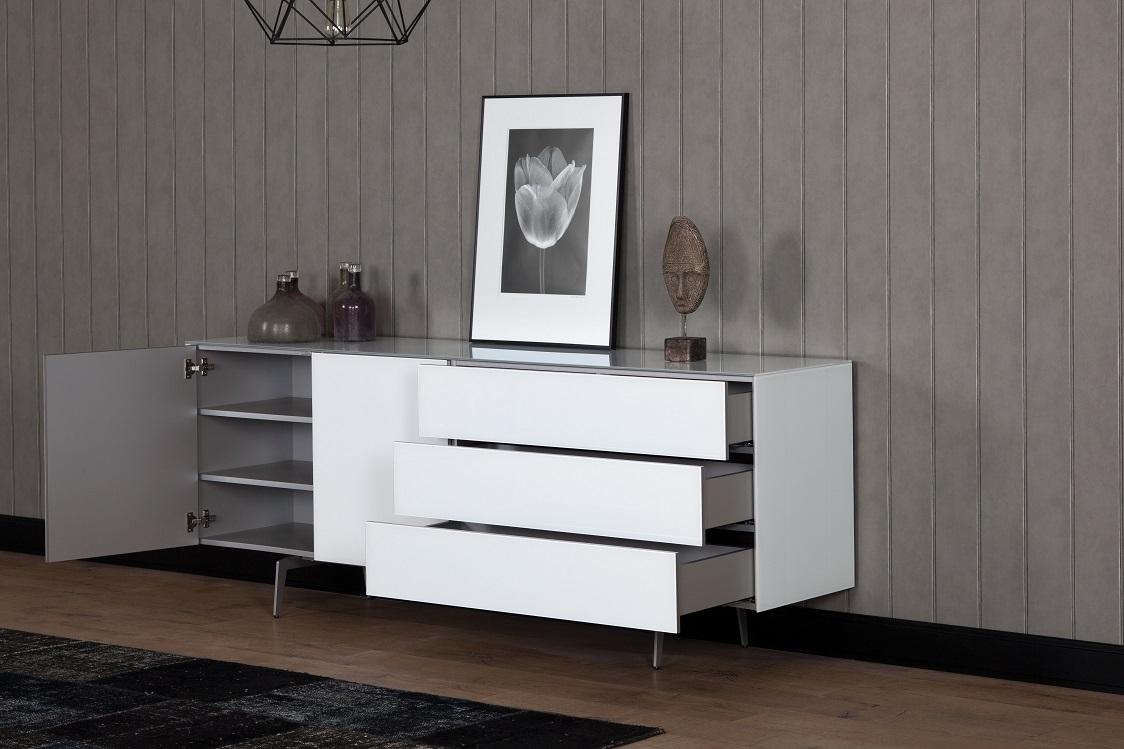 kommode sonorous elements sideboard kombination sb k2 b 250cm h 80cm sideboard schweiz. Black Bedroom Furniture Sets. Home Design Ideas