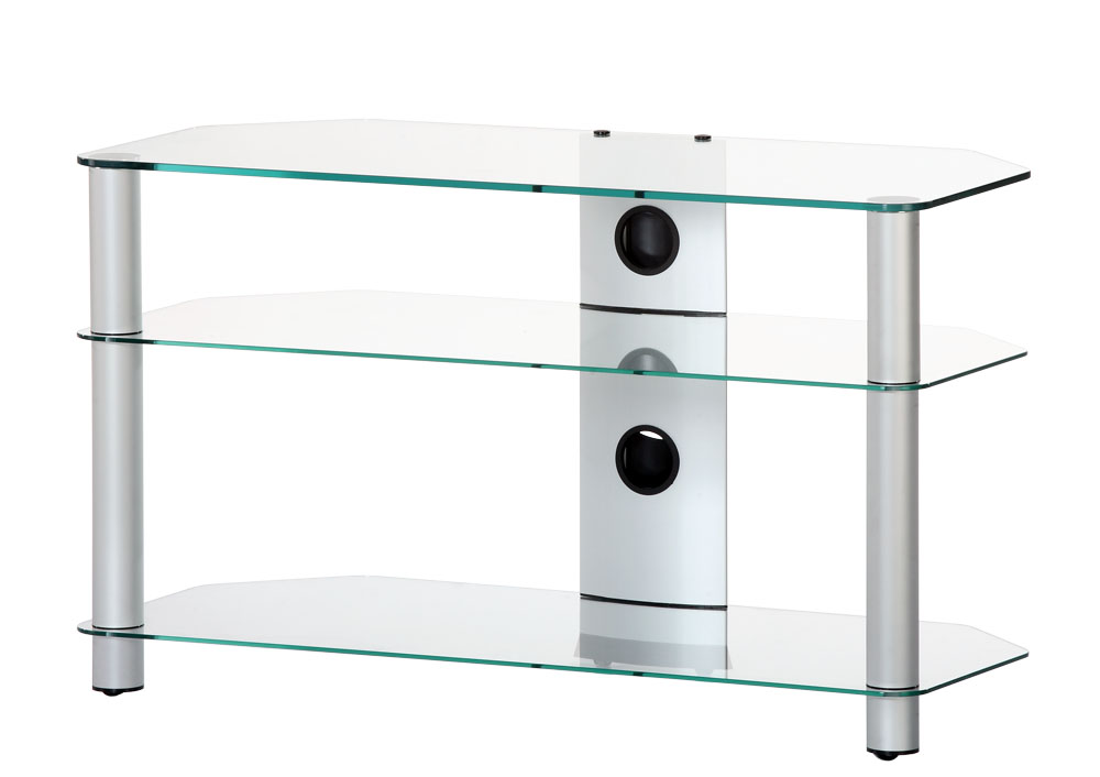 tv m bel neo390 c slv mit kabelkanal rollen sonorous neo. Black Bedroom Furniture Sets. Home Design Ideas