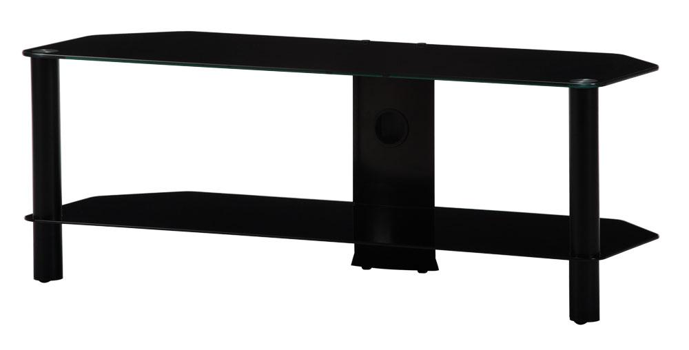 tv m bel neo2110 b blk mit rollen sonorous neo hifi tv. Black Bedroom Furniture Sets. Home Design Ideas