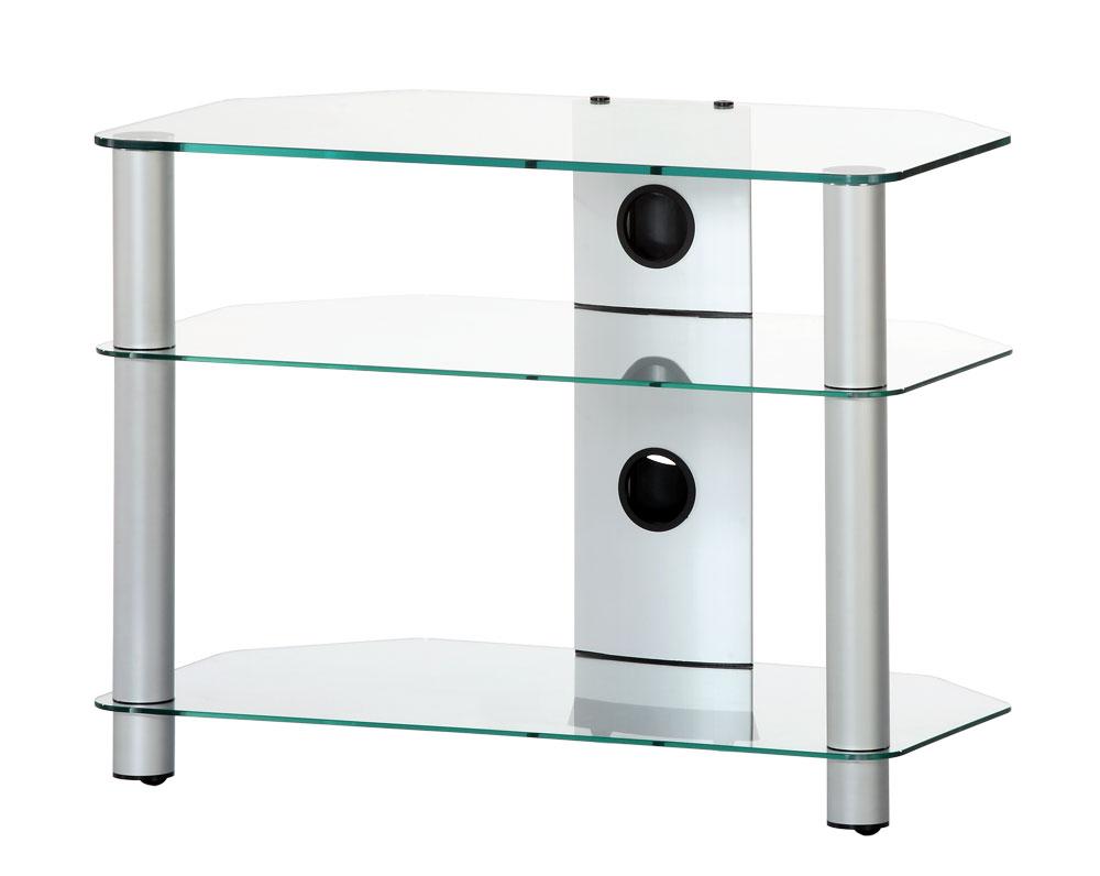 tv m bel neo370 c slv mit kabelkanal rollen sonorous neo. Black Bedroom Furniture Sets. Home Design Ideas
