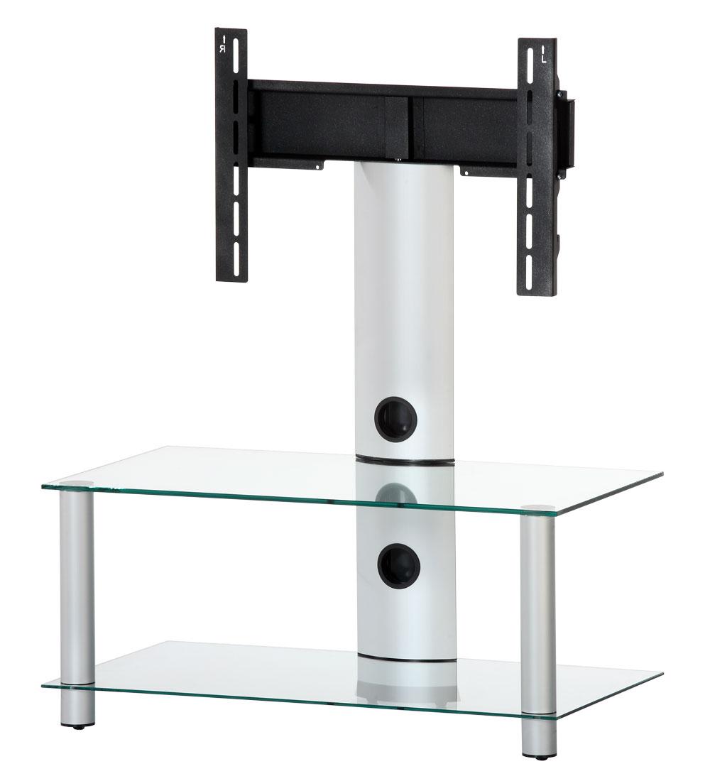 Blickfang Möbel Auf Rollen Referenz Von Tv Möbel Neo80-c-slv Mit Halterung