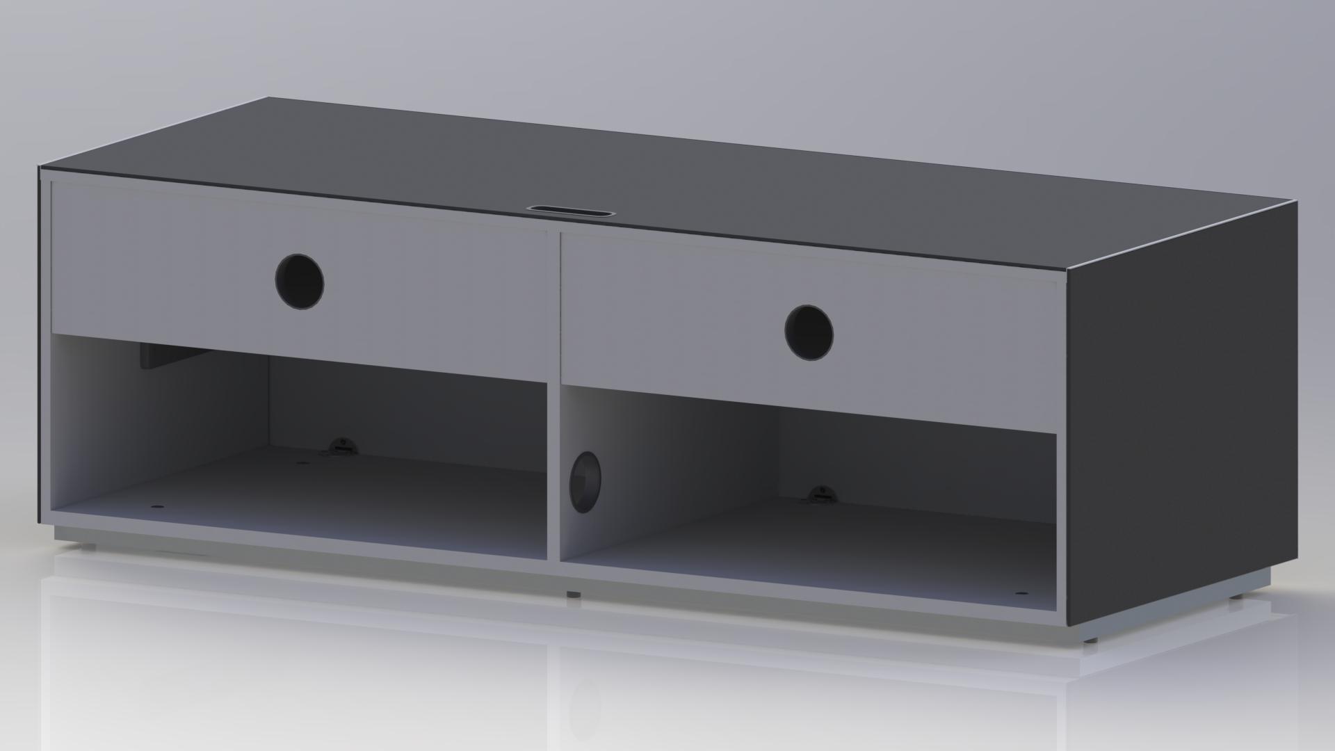 sonorous elements design tv m bel ex11 tf 2 stofffront. Black Bedroom Furniture Sets. Home Design Ideas