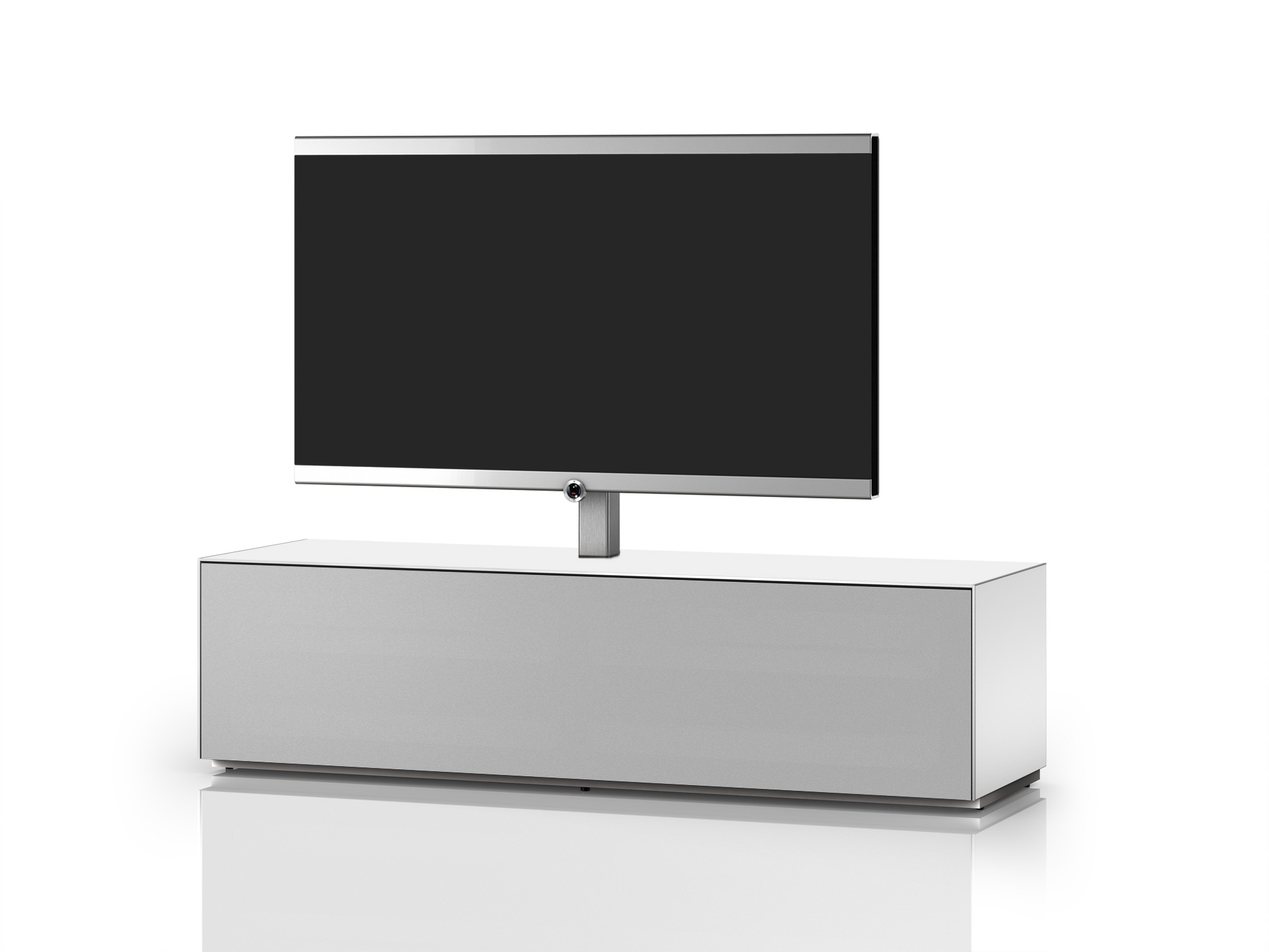 TV Möbel Sonorous Elements, EX31-TC-2 Akustik Stoff-Klappe