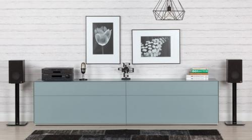 Sideboard Sonorous Elements, Kommode Kombination SB-K11, B=260cm / H=63.5cm