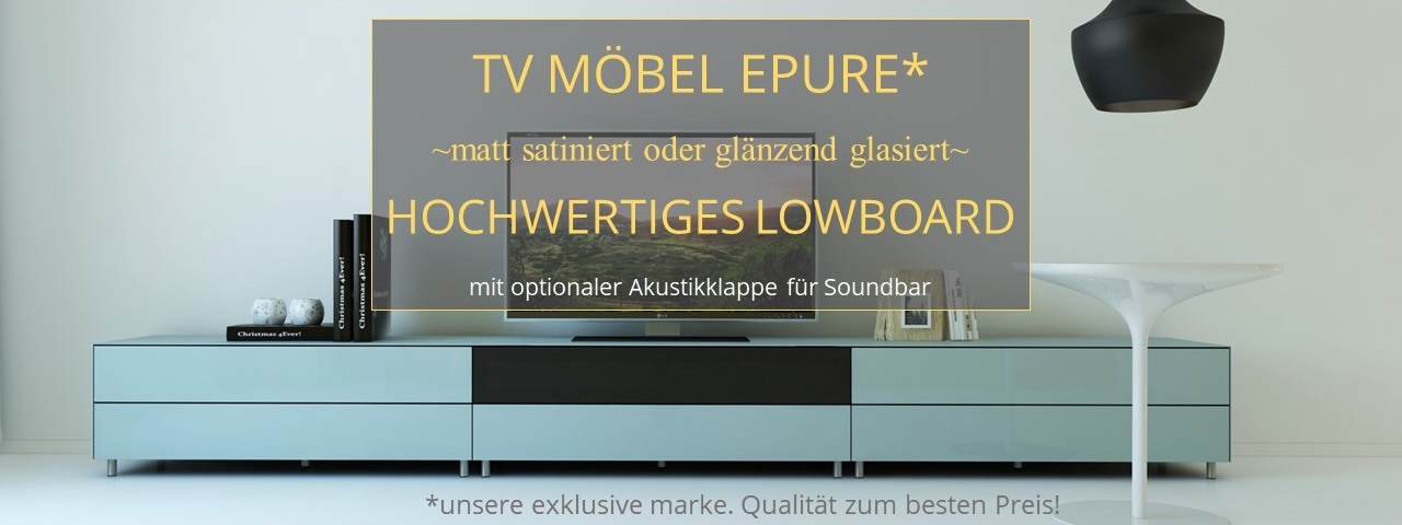 TV Lowboard Epure